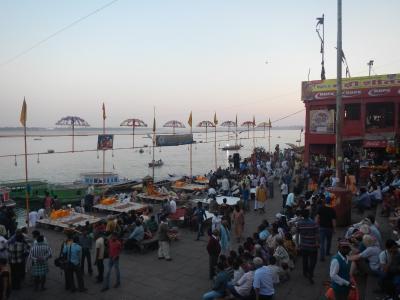 たびたびの旅 タイ、インド、カンボジアの旅(08)2013/03/05 バナラシ1日目