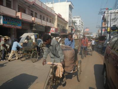 たびたびの旅 タイ、インド、カンボジアの旅(10)2013/03/07 バナラシ3日目