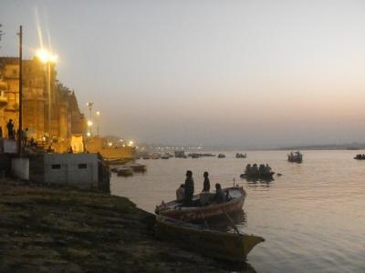 たびたびの旅 タイ、インド、カンボジアの旅(12)2013/03/10~11 バナラシ6~7日目