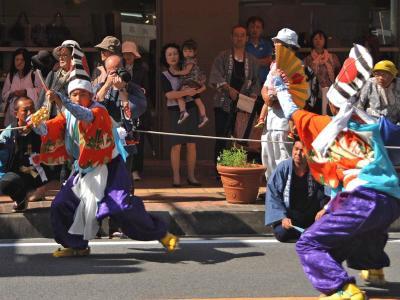 第107回島田大祭(帯まつり)2013.10.12 =2.鹿島槍=