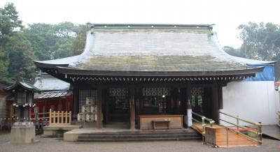 武蔵国一宮氷川神社参拝