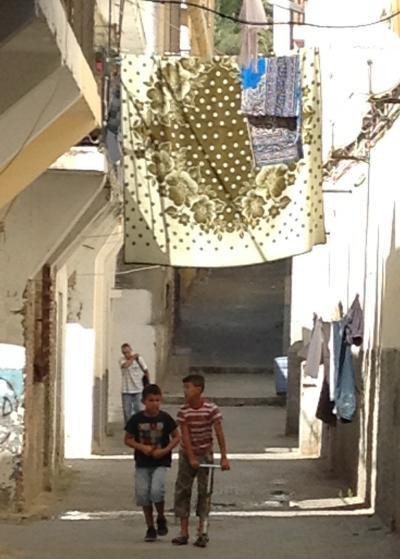 モロッコ タンジェ上陸 メディナ旧市街を歩く ⑬