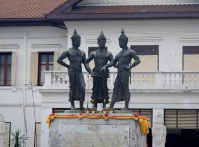 たびたびの旅 タイ、インド、カンボジアの旅(40)2013/04/17~18 チェンマイ