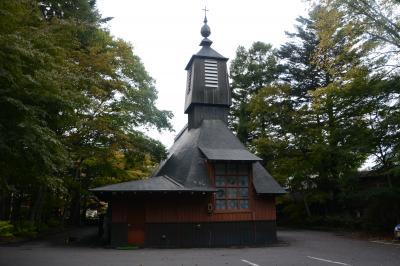2013年10月富岡・草津・軽井沢その2(軽井沢)