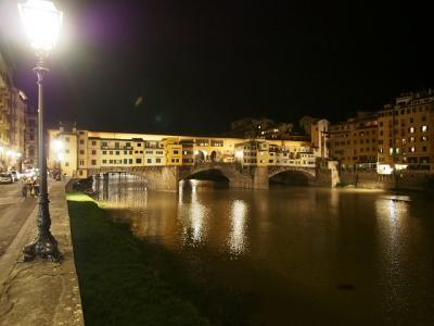 二度めだからこそ! Vol.09 LA BUSSOLAと夜のフィレンツェ散策!