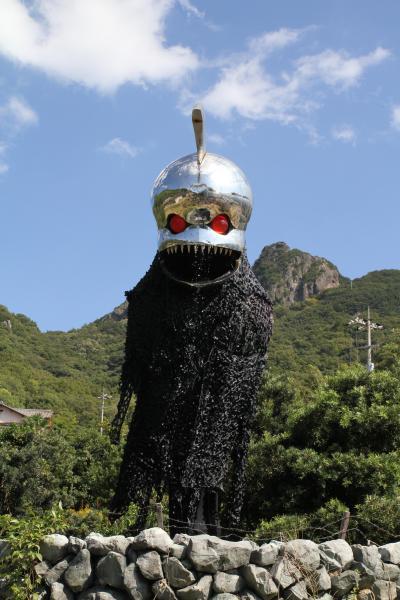 秋の瀬戸内、芸術祭をめぐる島旅(第3日目 小豆島、神戸港)
