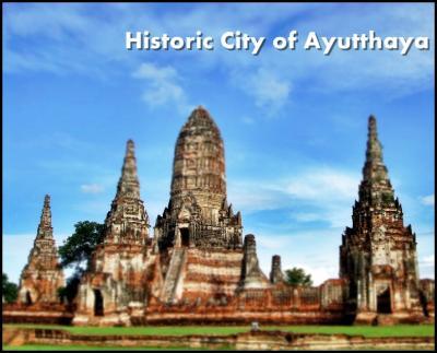 【My favorite destination】 Ayutthaya Historical Park アユタヤ旅の記憶とともに
