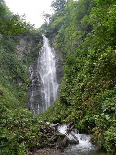 日本の滝百選『くろくまの滝』!◆2013秋/秋田&青森の滝めぐり≪その4≫