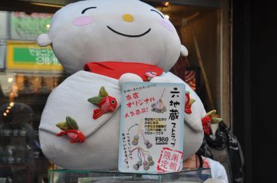東京散歩 <おばあちゃんの「原宿」巣鴨・旧古河庭園・歌舞伎座・柴又>