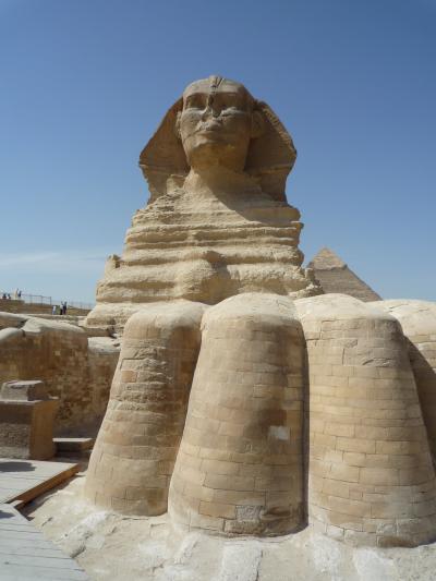 エジプト8日間の旅 ②ギザ地区