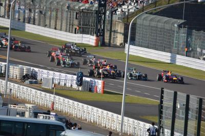F1 日本GP 2013