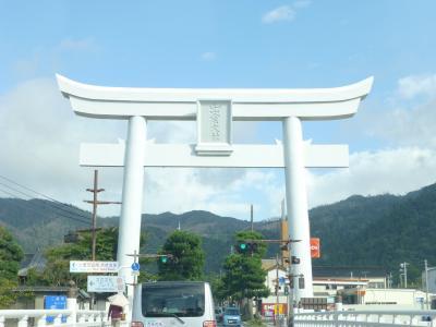 山陰の旅(出雲大社・松江)