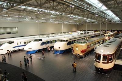 2013名古屋の博物館あそぶ旅(リニア・鉄道館&トヨタ産業技術記念館)