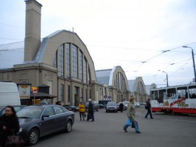 '09ラトビア旅行