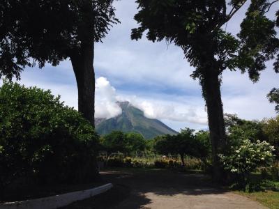 中米六カ国縦断の旅27♪二つの火山で出来た島、オメテペ島へ