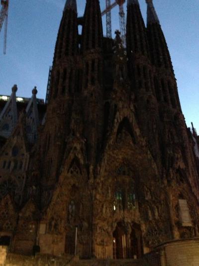 ヨーロッパふらふらひとり旅 パリ~ブリュッセル~ベルリン~プラハ~ミュンヘン~バルセロナ