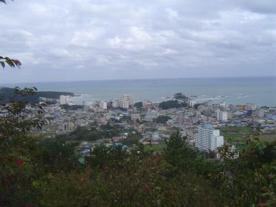 2013秋 蔚山・釜山D級グルメツアー4 西生浦倭城とオンギマウル
