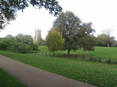 Ely Cathedral, spectacular !!