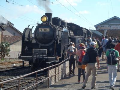 6年ぶりの大井川鐡道SLの旅