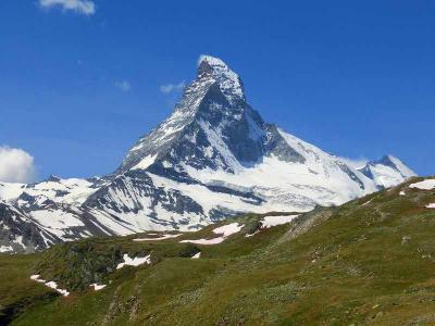 スイスハイキング2013・動画(マッターホルンベストビュー・ヘーバルメンからの絶景)