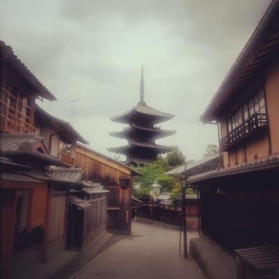 ::2013 京都ひとり旅 御朱印はじめ 2日目