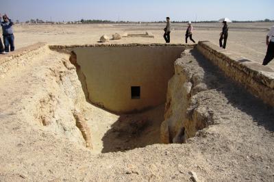 2011冬、シリア等・中東旅行記(13)パルミラ、墓の谷、ボルハとボルパの墓、三兄弟の墓、タイポールの墓