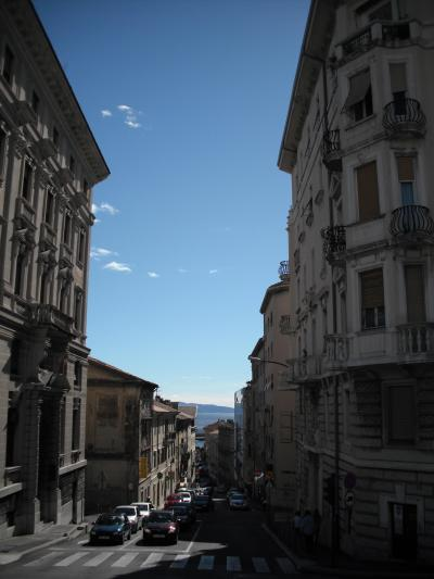 ヴェネチアから入りクロアチア・スロベニアへ一人旅 クロアチア編 ① リエカ
