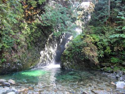 小坂 滝めぐり~濁河温泉
