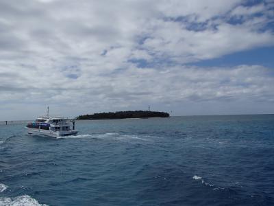 グリーン島へOPツアー◆初オーストラリア!ケアンズ近郊で滝めぐり&グレートバリアリーフ≪その8≫