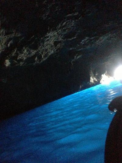 やっぱりカプリ!青の洞窟とリゾートの空気