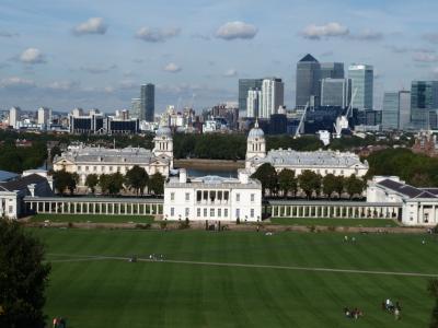 Cambridge・Greenwich