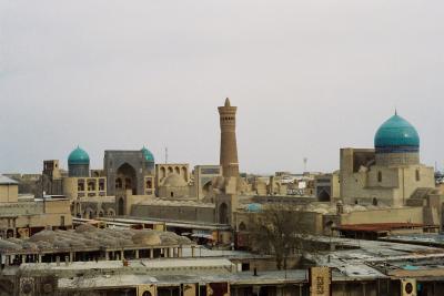 ウズベキスタン歴史紀行①ブハラ