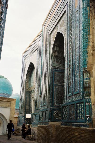 ウズベキスタン歴史紀行②サマルカンド・ビビ・ハヌム~グル・エミール廟~シャーヒ・ジンダ廟群など