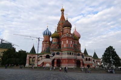 そうだ、ロシアに行こう① 到着編