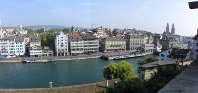 スイス・その⑥ (ピラトゥス、チューリッヒ) 最終回