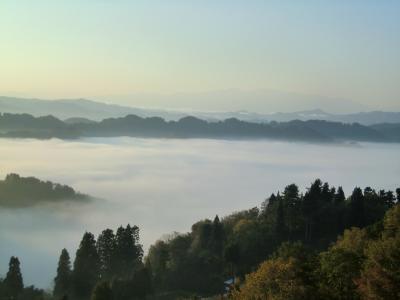 2013.11月連休・星峠の棚田とまつだいフイールドアートを満喫する週末旅行