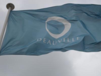 2013 ドーヴィル①初フランスはドーヴィルで自転車借りてえらく寒いビーチや市街をうろうろしました