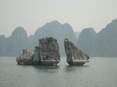 ベトナム・ハノイへの旅 その2 ~ハロン湾~