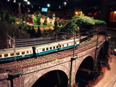 ジオラマが楽しい♪原鉄道模型博物館(横浜)