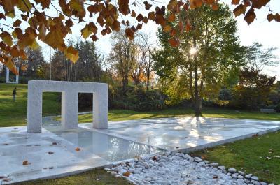 秋晴れのアルテピアッツァ ~ 彫刻公園 ~
