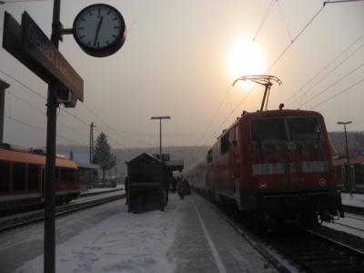 ドイツ鉄道でクリスマスマーケットをめぐる旅