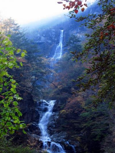 おすすめのトレッキングコース~精進ヶ滝~
