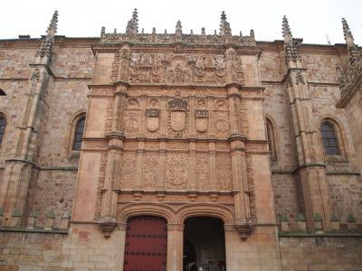 スペイン最古の大学がある街、サラマンカ