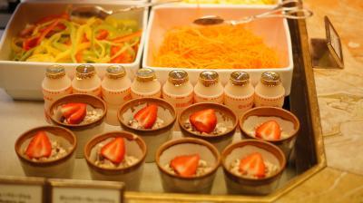 秋風さわやかな好季節、二人の誕生日会は大阪で!!4 【やっぱりいいな、スプレンディード のおいしい朝食編】 【2013年9月27~2013年9月28日】