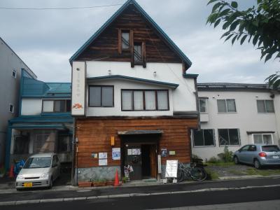 LCCと北海道&東日本パスの旅(8) 小樽を歩く④