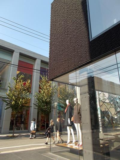 『 TOKYO 青山 & 原宿・表参道・・・を ぶら~り!散歩 』(たま~・・・には、 「大都会!の オシャレ・タウン」を 歩きたいっ。)