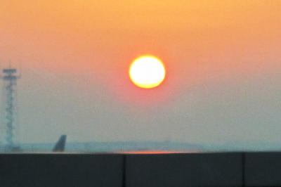 2012正月、モロッコ王国旅行記(2):1月6日(1):ドーハ国際空港からチュニジア経由カサブランカ国際空港へ