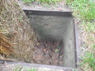 たびたびの旅 ベトナム・カンボジア・タイ・ミャンマーの旅②2012/05/14 クチトンネルツアー
