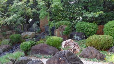 気儘な一人旅(33)・・・御香宮神社石庭と御香水