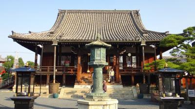 気儘な一人旅(38)・・・総持寺にお参りしてきました。